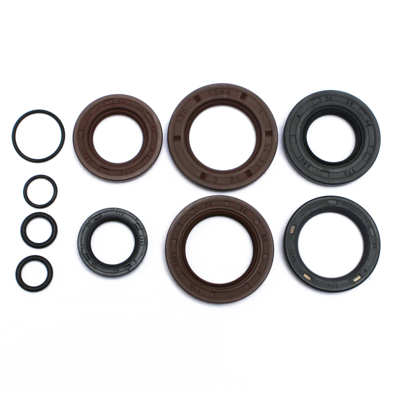Viton engine oil seal kit for Lambretta