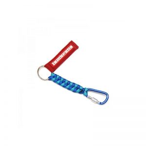 LAMBRETTA KEYCHAIN - BLUE AND LIGHT BLUE