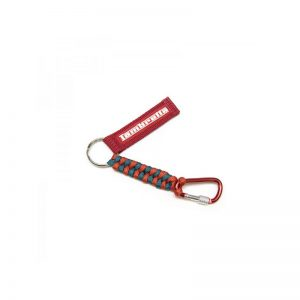 LAMBRETTA KEYCHAIN - RED AND GREEN
